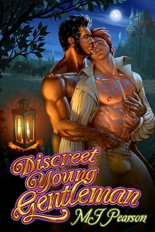 DISCREET YOUNG GENTLEMAN - M.J. PEARSON