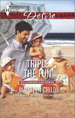 TRIPLE THE FUN - MAUREEN CHILD