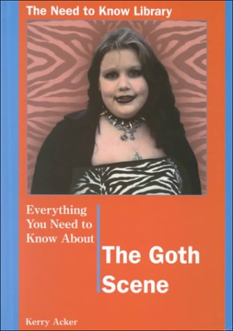 EVERYTHING YOU NEED TO KNOW ABOUT THE GOTH SCENE