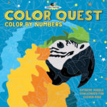 COLOR QUEST: COLOR BY NUMBERS: EXTREME PUZZLE CHALLENGES FOR CLEVER KIDS - AMANDA LEARMONTH