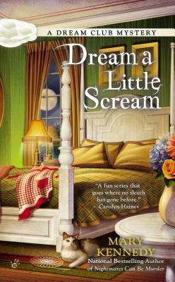 DREAM A LITTLE SCREAM - MARY KENNEDY