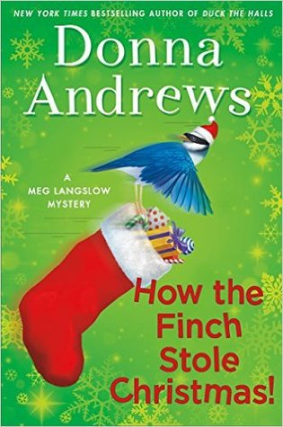 HOW THE FINCH STOLE CHRISTMAS - DONNA ANDREWS