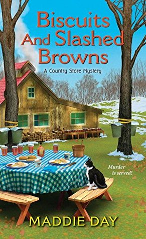 BISCUITS AND SLASHED BROWNS - MADDIE DAY