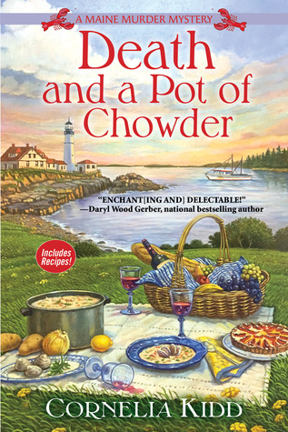 DEATH AND A POT OF CHOWDER - CORNELIA KIDD