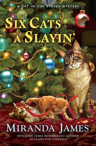 SIX CATS A SLAYIN' - MIRANDA JONES