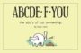 ABCDE-F-YOU: THE ABC'S OF CAT OWNERSHIP - KATIE COOK